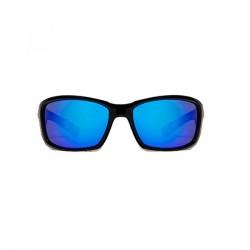 Julbo Whoops Noir Spectron 3 Lens Sunglasses (Shiny Black + Flash Blue)
