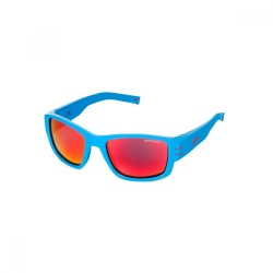 Julbo Kaiser Flash Red Spectron 3 CF Lens Sunglasses (Cyan Blue)