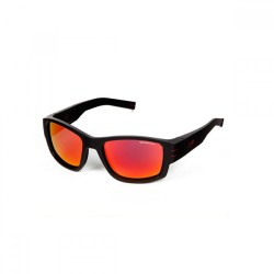 Julbo Kaiser Flash Red Spectron Lens 3 CF Sunglasses (Black)