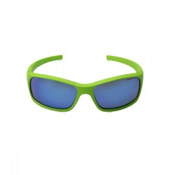 Julbo Slick Spectron 3 CF Lens Sunglasses (Matt Green + Flash Blue)