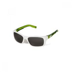 Julbo Cobalt Spectron 3 Lens Sunglasses (Shiny White + Green)