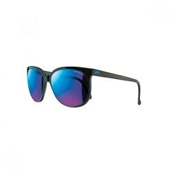 Julbo Megeve Blue Spectron 3CF Lens Sunglasses (Shiny Black)