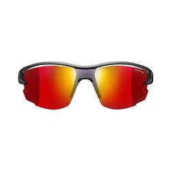 Julbo AERO Noir Mat SP3CF Rouge Sunglasses