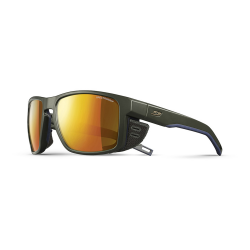 Julbo Sheild Army MAT SP3CF Orange Sunglasses