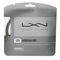 Luxilon Adrenaline 125 Tennis String-12M