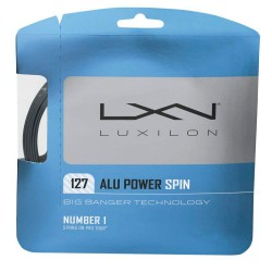 Luxilon Alu Power 127 Spin Big BangerTennis String-12M