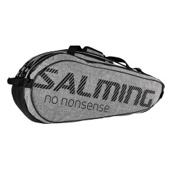 Salming Tour 9R Racket Bag-Grey Melange
