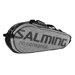 Salming Tour 9R Racket Bag-Grey Melange