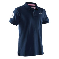 Salming Original Polo-Navy & White