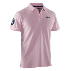 Salming Original Polo-Soft Pink