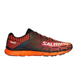 Salming Speed6 Running Shoes (Orange & Black)