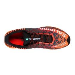 Salming Speed6 Running Shoes (Orange & Black)