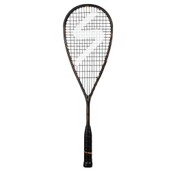 Salming Cannone PowerLite Squash Racket-Strung