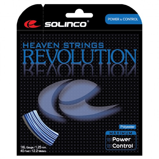 Solinco Revolution Tennis String-12M