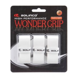 Solinco High Performance Wonder OverGrips (3 Pack)