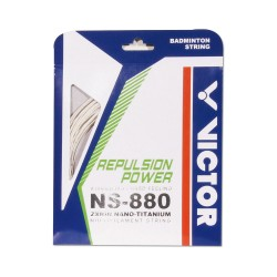 Victor NS-880Z TI Badminton Racket String - 10m