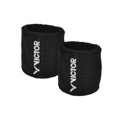 Victor Wristband 2 Pack - Black