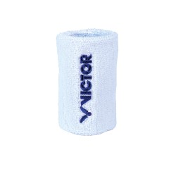 Victor Wristband-White (Single)